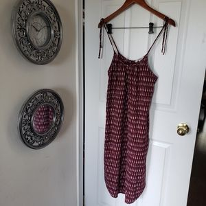 Madewell dress with pockets almost new